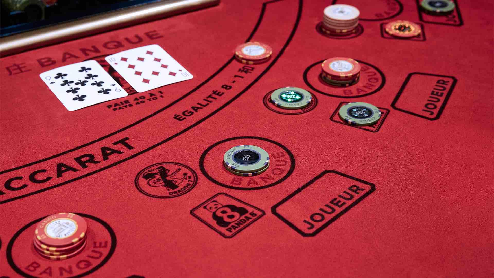 百家樂基本入門玩法、規則、算牌技巧分享